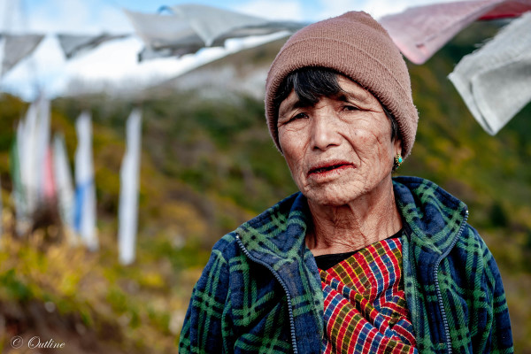 faces of Bhutan...