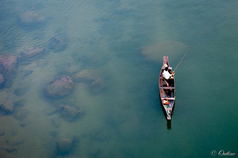 Lake Dawki