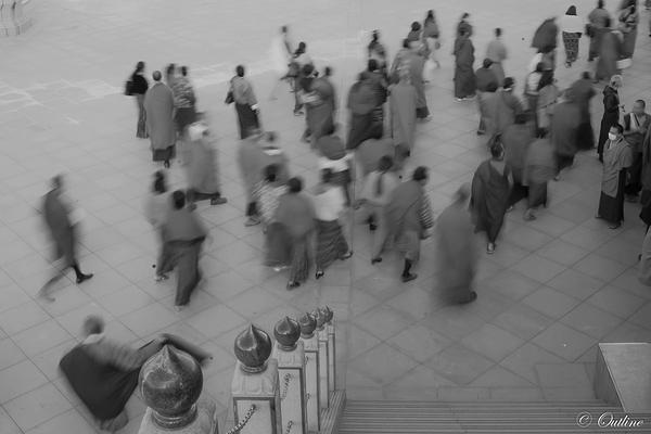 Procession...