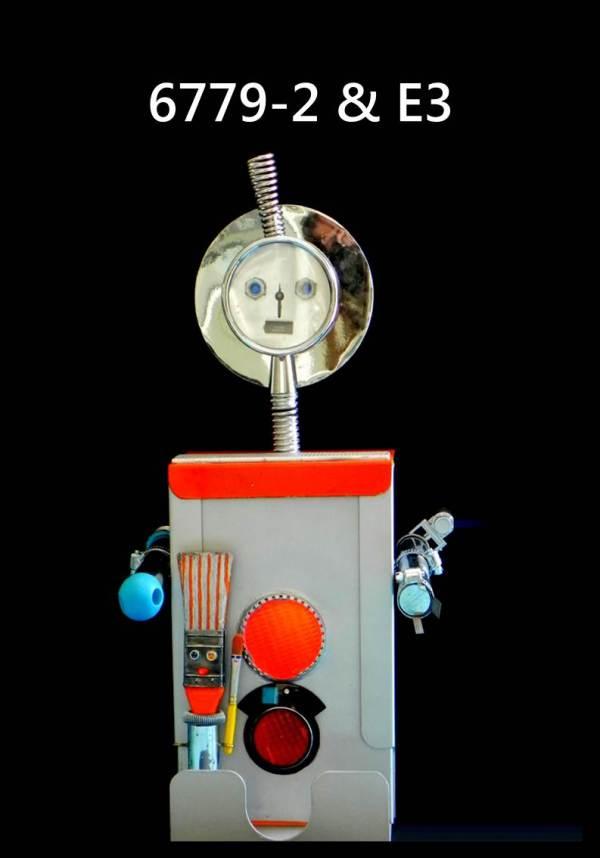 6779-2 le robot créateur et E3 son complice