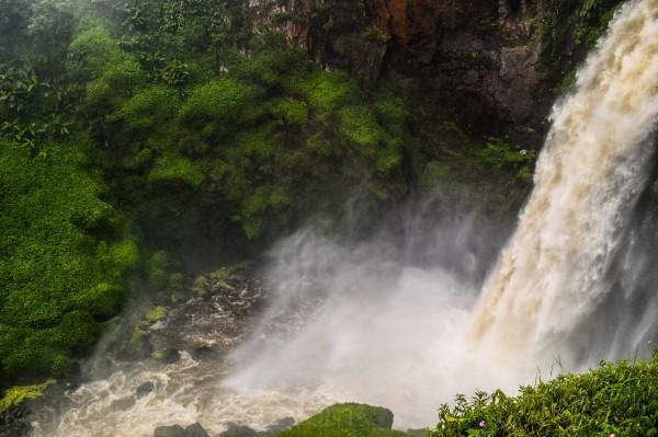 Telun Berasap Waterfall