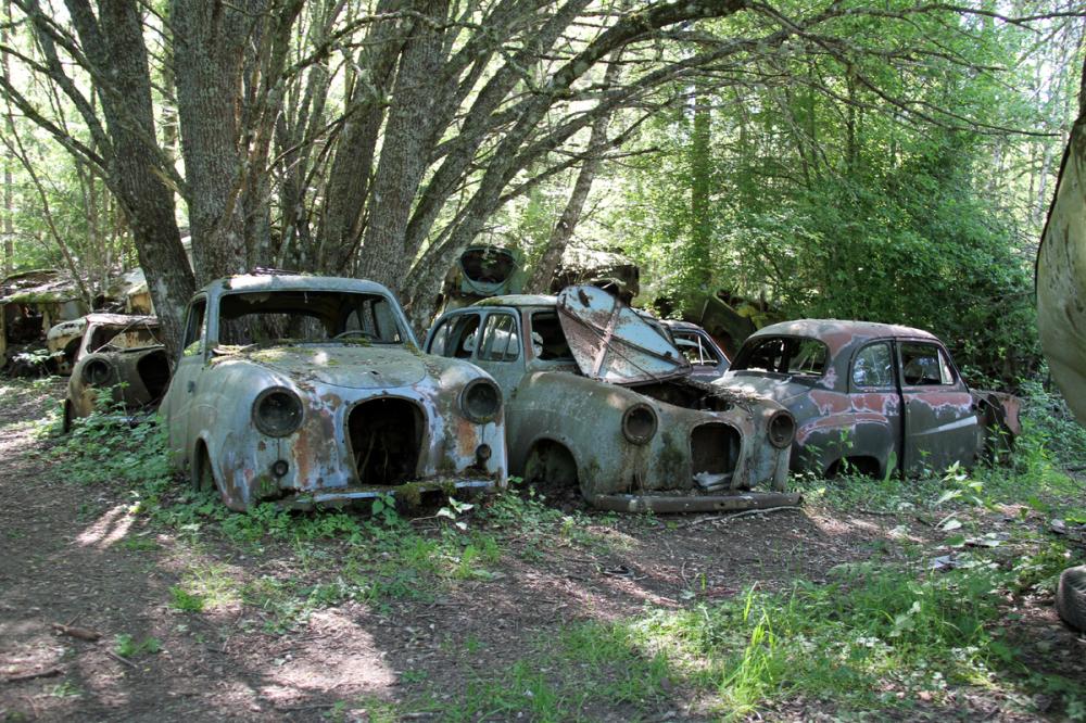 Car Graveyard III