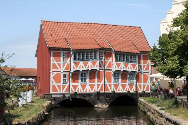 Old buildings II