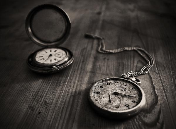 Le temps qui passe...