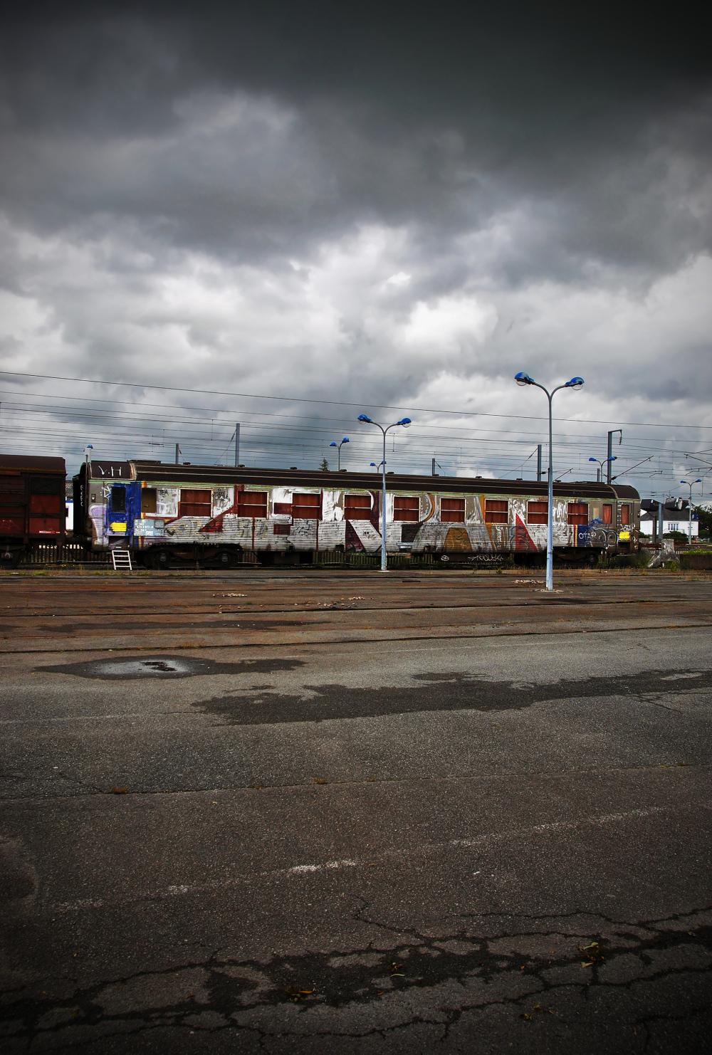 Errance ferroviaire #2