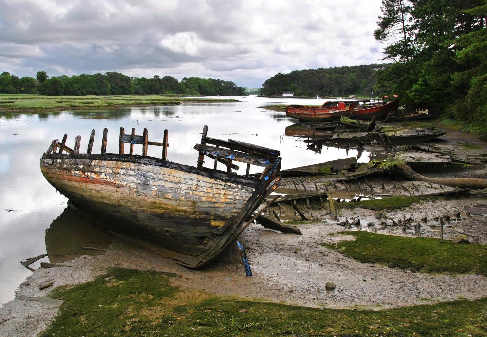 Cimetière de bateaux #1