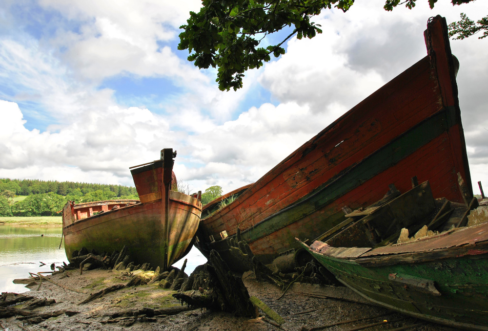 Cimetière de bateaux #3