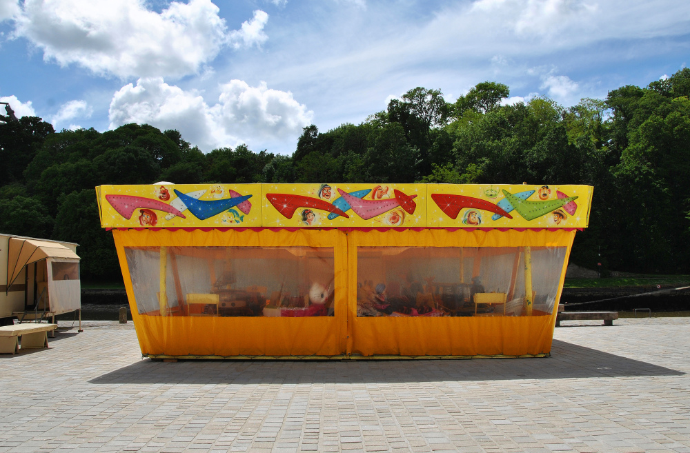 Closed carousel (1/2)