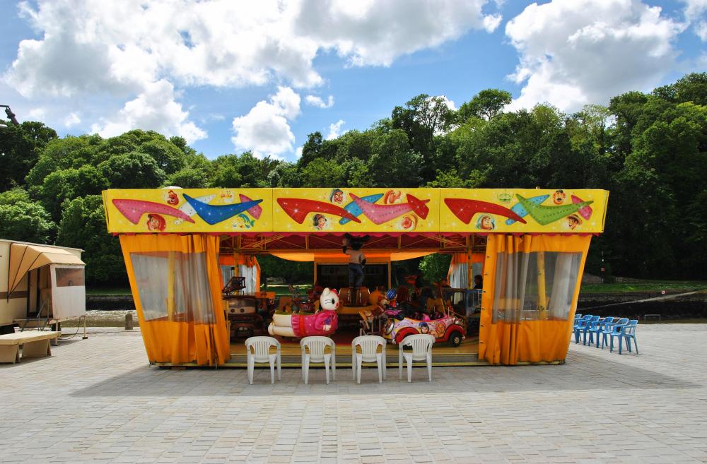 Open carousel (2/2)
