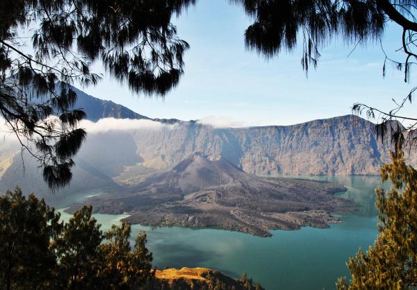 Trek vers le Mont Rinjani #7