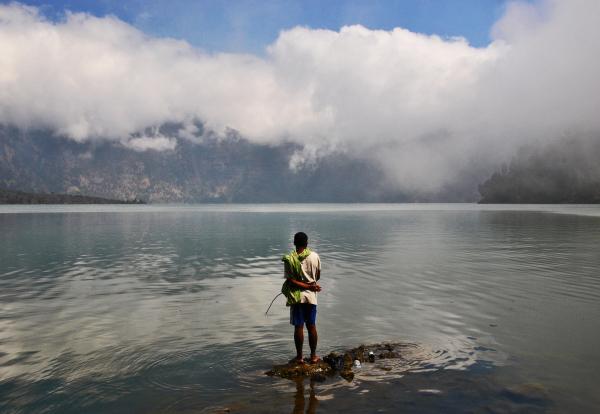 Trek vers le Mont Rinjani #6