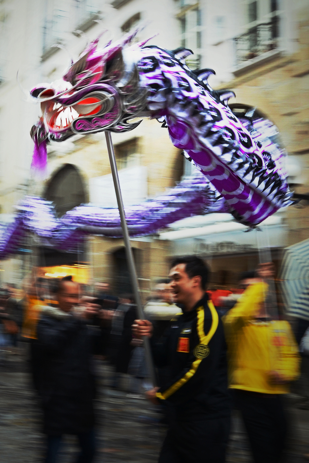 Nouvel an chinois #1