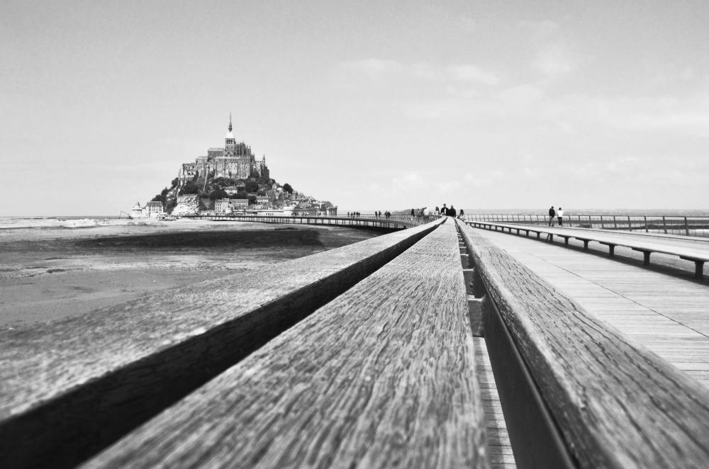 Mont St Michel #2