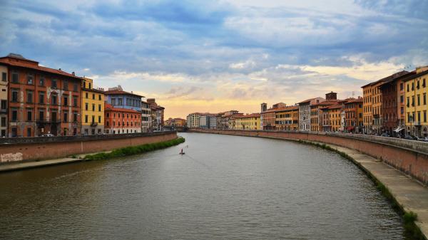 Pisa #4 (Fin)