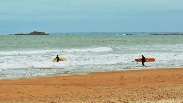Surf Session #1