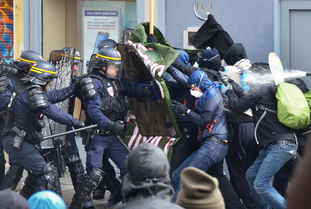 """Manif' contre la """"Loi Travail"""" #4"""