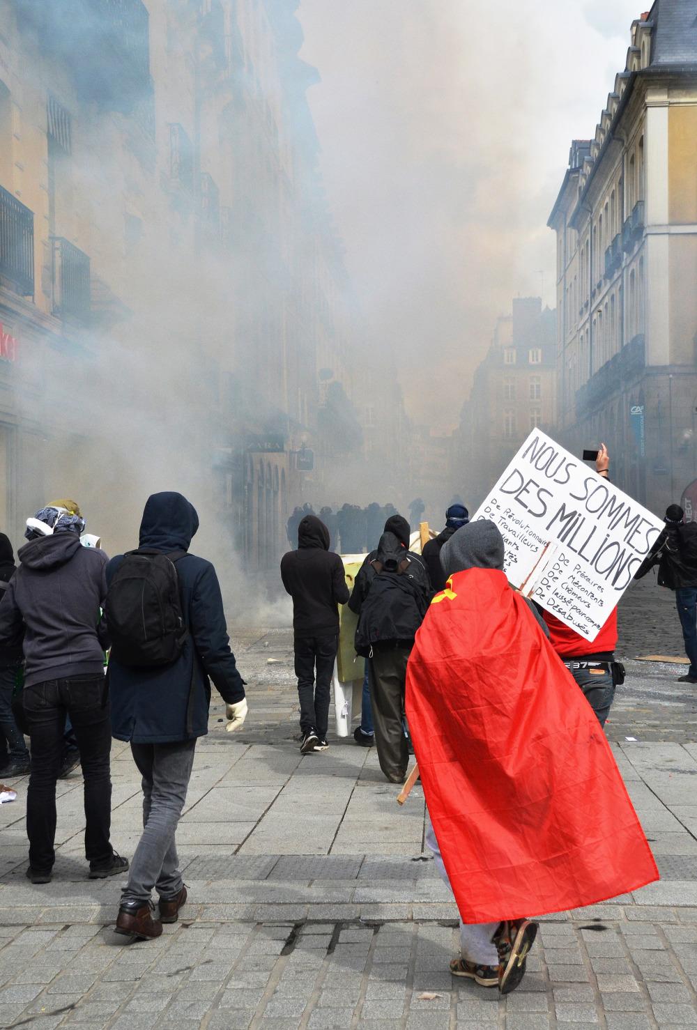 """Manif' contre la """"Loi Travail"""" #6 (Fin)"""