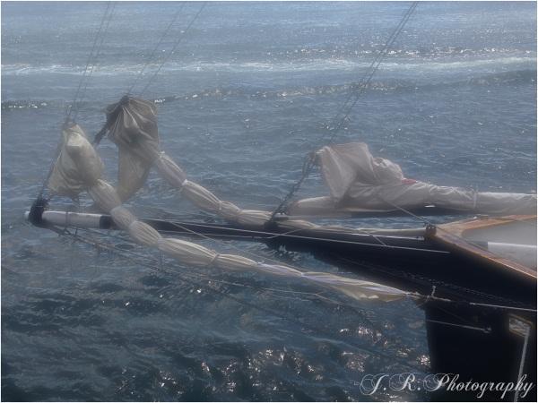 Windjammer Rigging