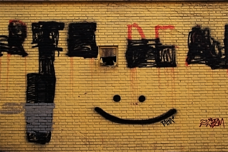Wall`s Smile