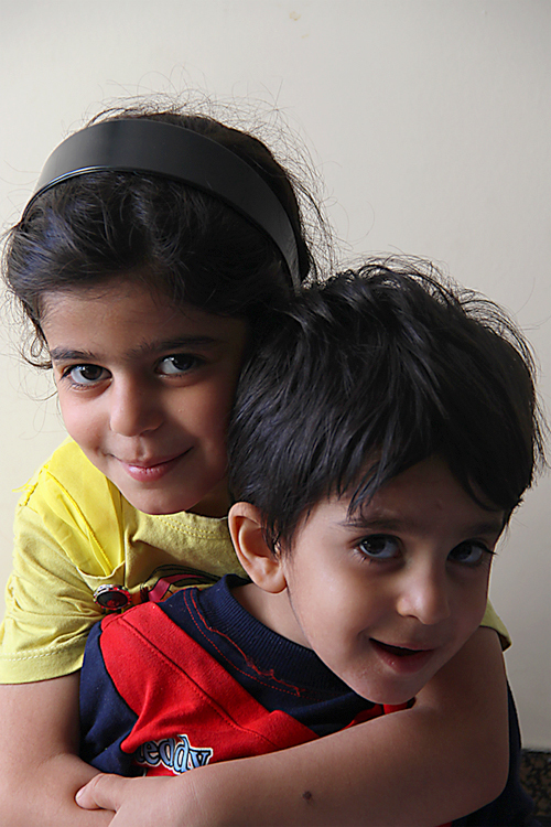 Sister & Brother or Brother & Sister?!!!