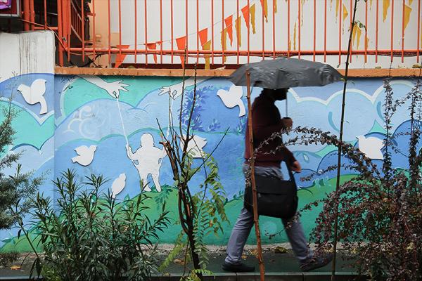 In Tehran's Street...
