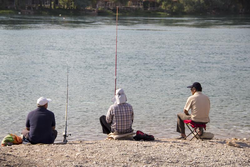 ماهیگیری در دزفول