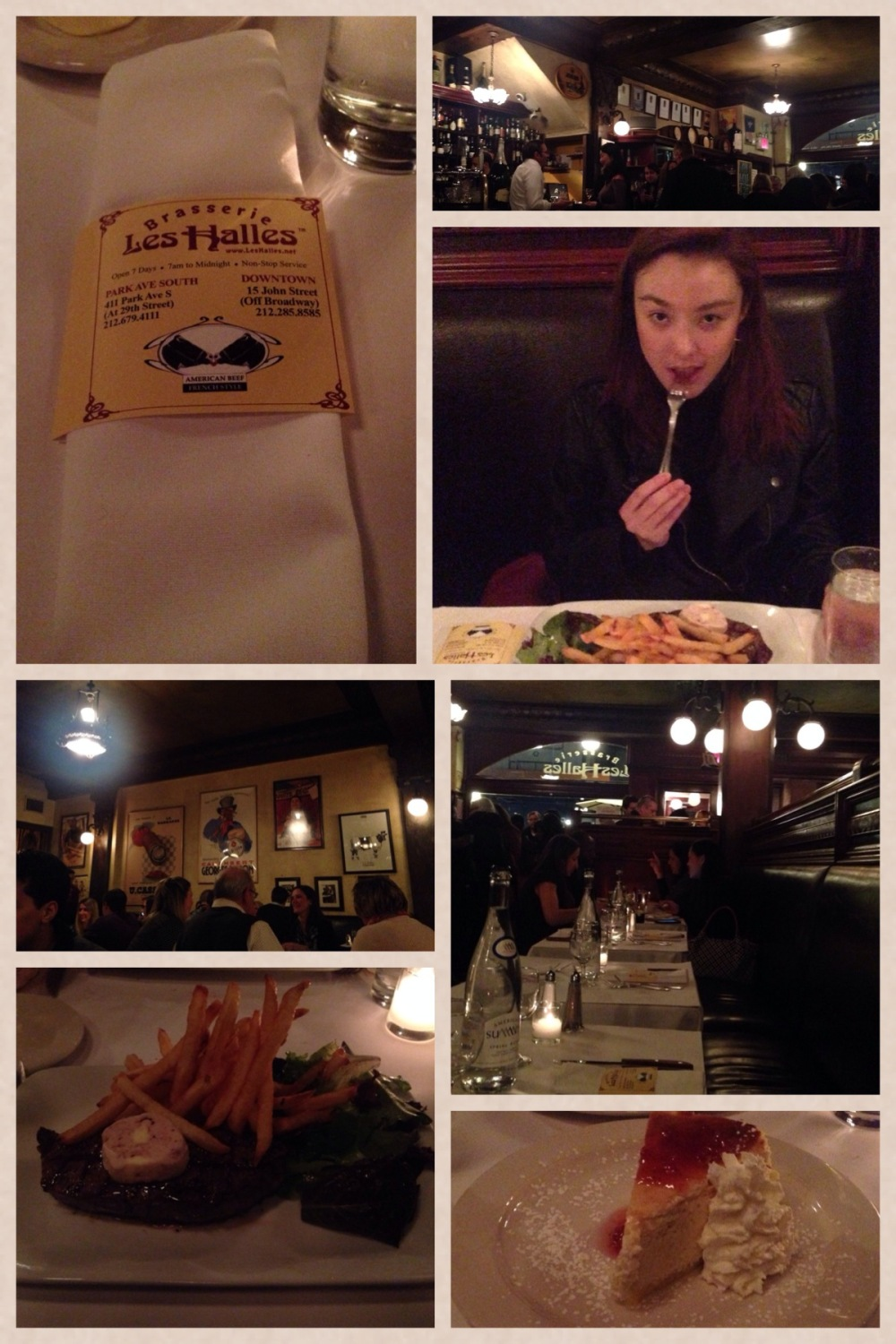 Dinner in New York