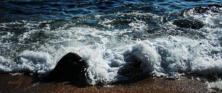 Escuma de mar