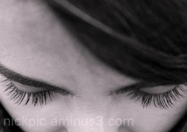 closed eyes, open heart