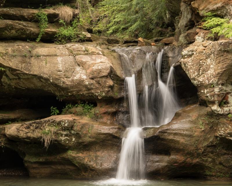 Upper Falls, Old Man