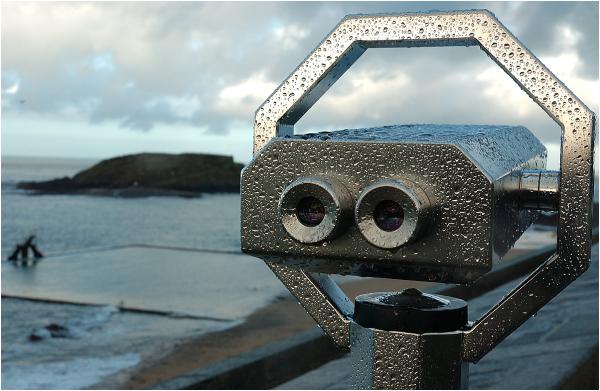 Saint-Malo roger dekert bretagne mer longue vue
