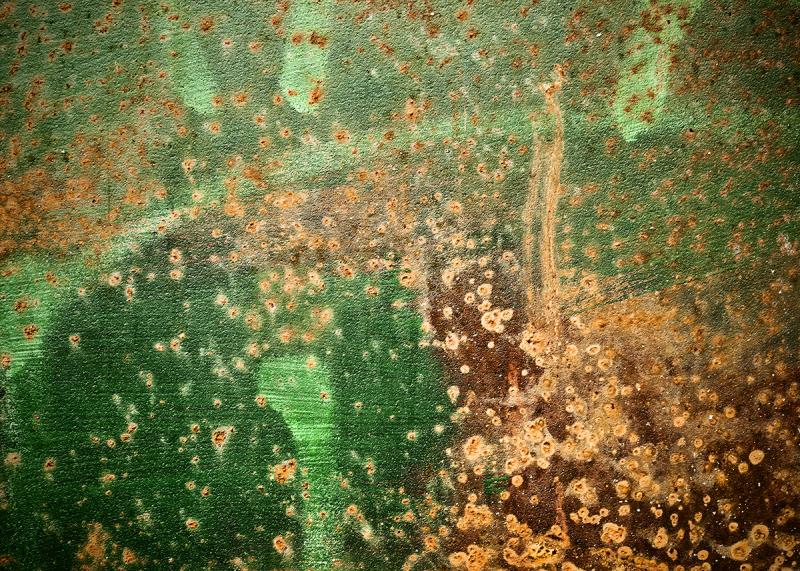 Rust in Vermont