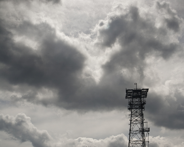 Transmission Tower in Vermont