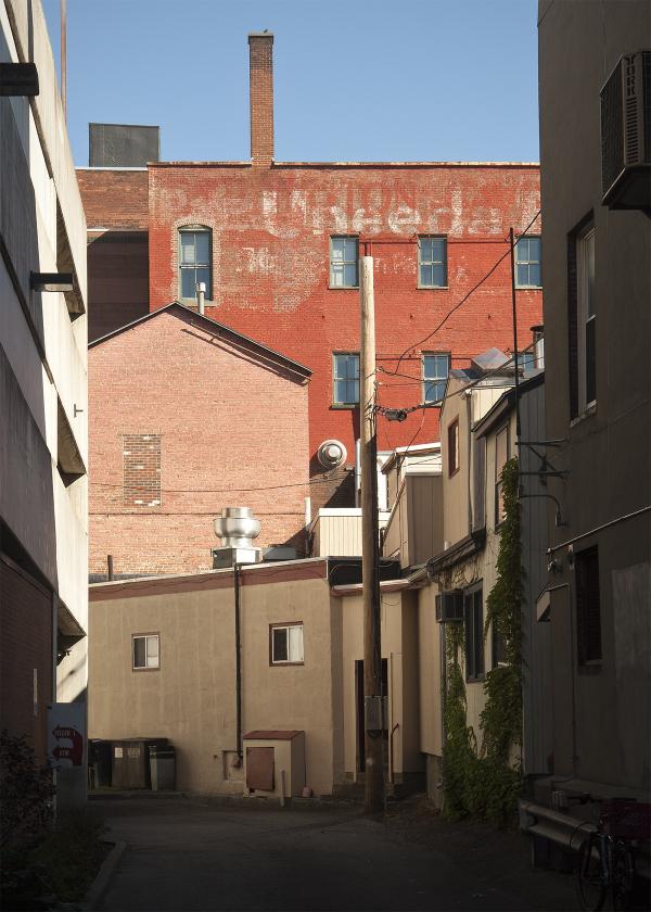 Alley in Burlington