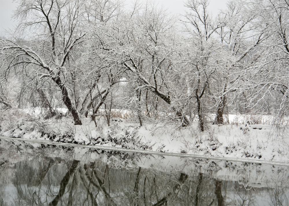 Snowin Vermont