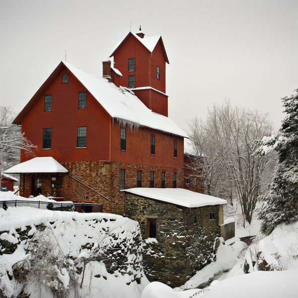 Red Mill in Jericho