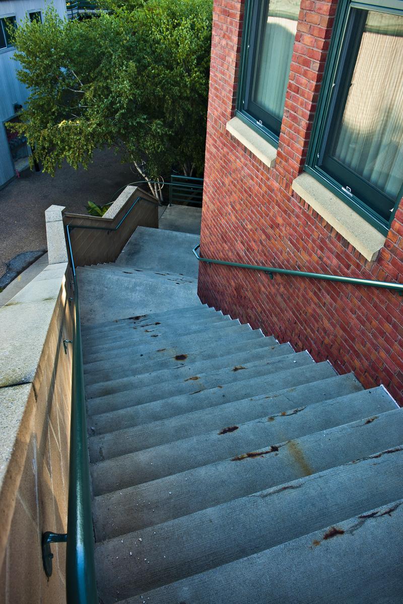 Vertiginous Stairs