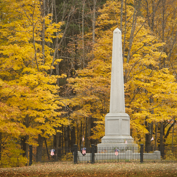 Civil War Memorial, Peacham