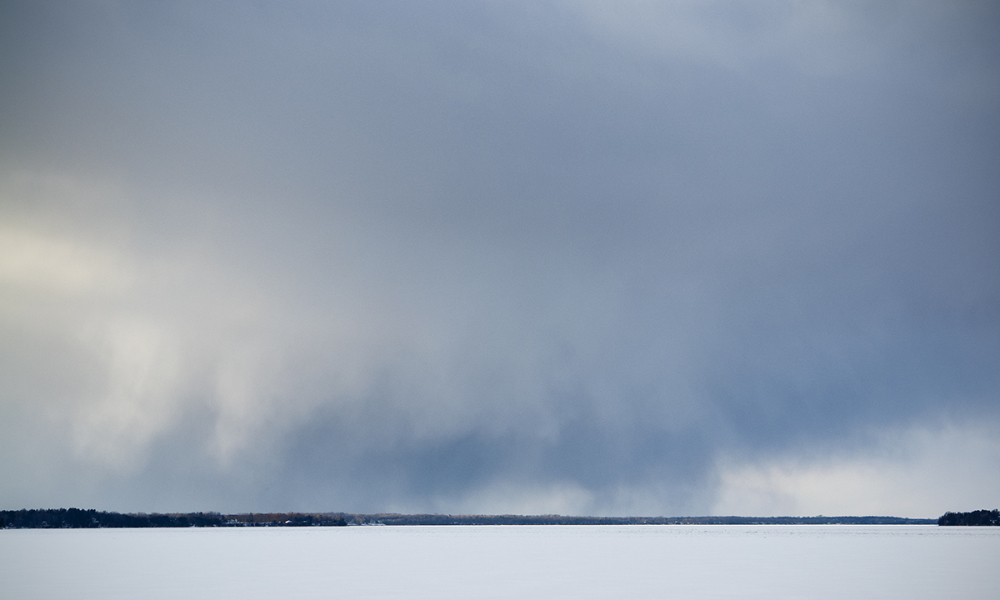 Passing Snow Squall