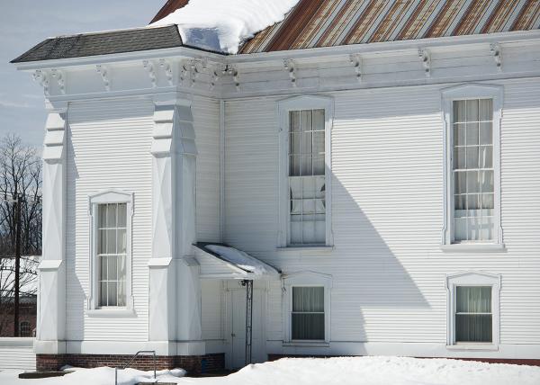 Church in Milton