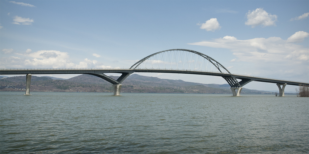 Lake Champlaiin Bridge