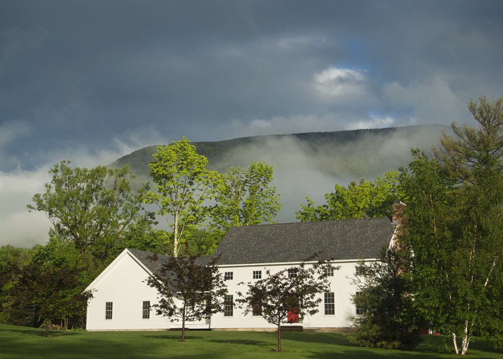 Manchester Morning, Vermont