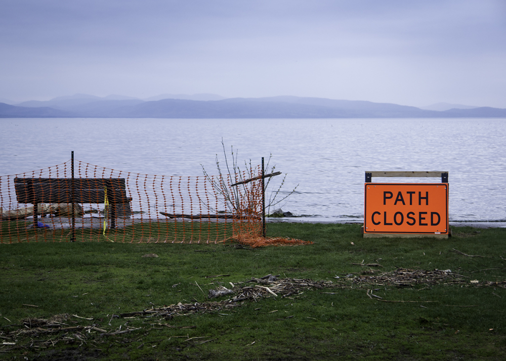 Path Closed