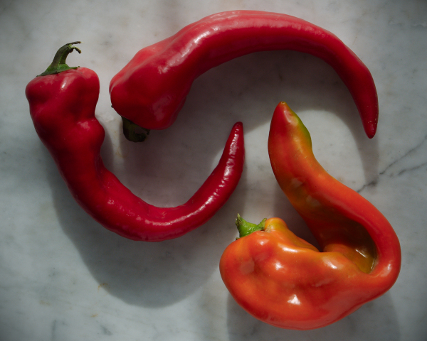 More Peppers