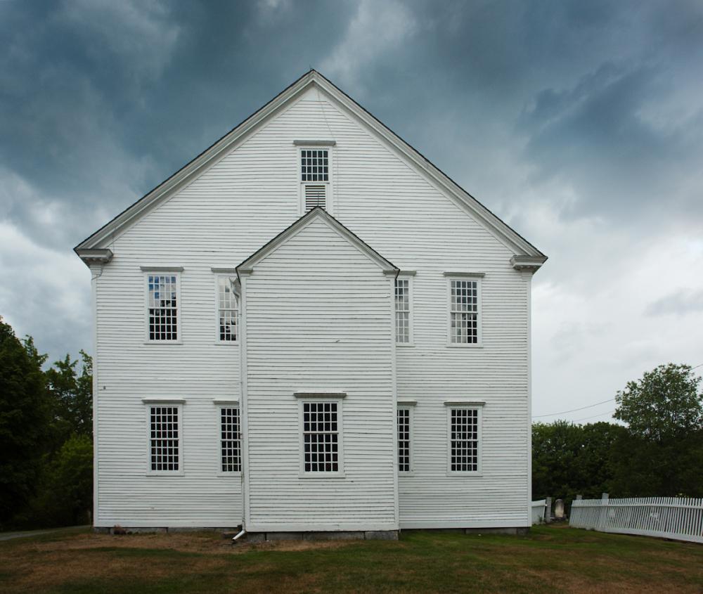 Rockingham Meeting House