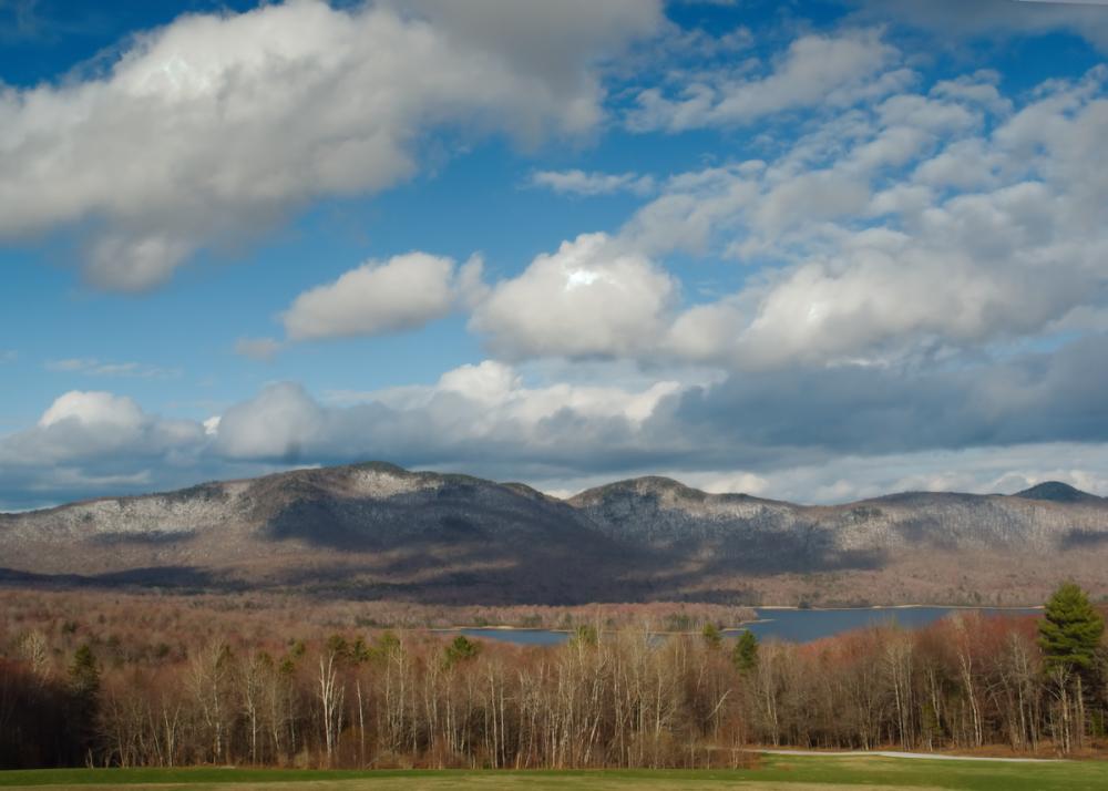 Vermont in Spring