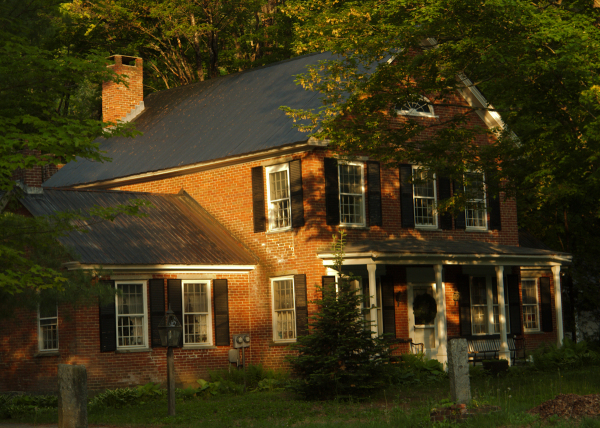 Federalist Style House