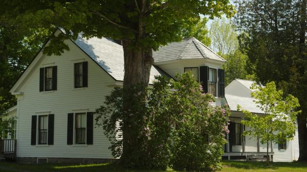 Calvin Coolidge's Vermont Home