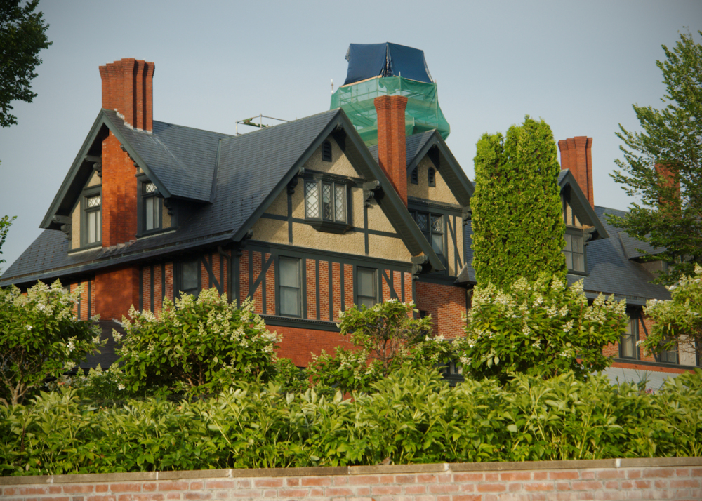 Shelburne Farms Mansion