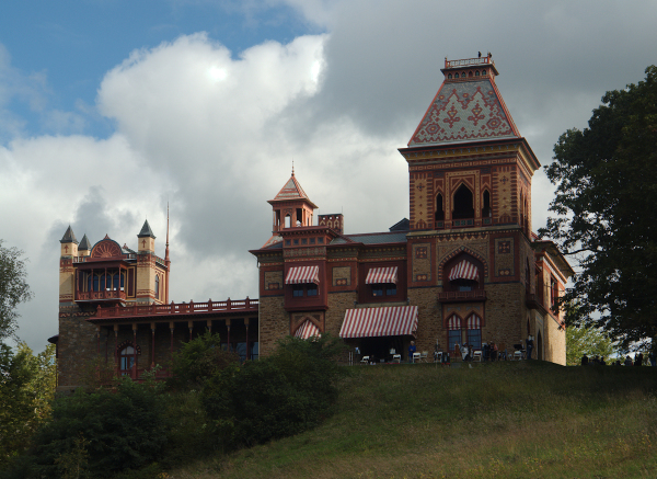 Frederic Church's Estate, Olana